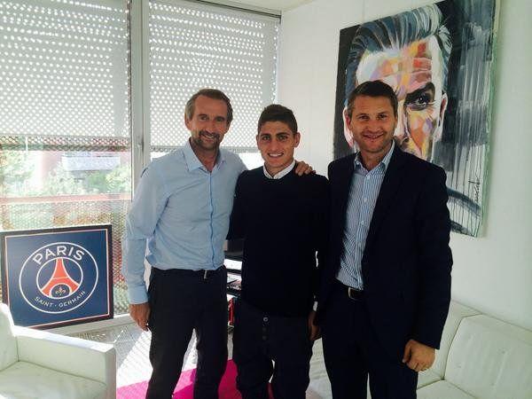 واکنش مدیر برنامههای مارکو وراتی به مذاکره با بارسلونا