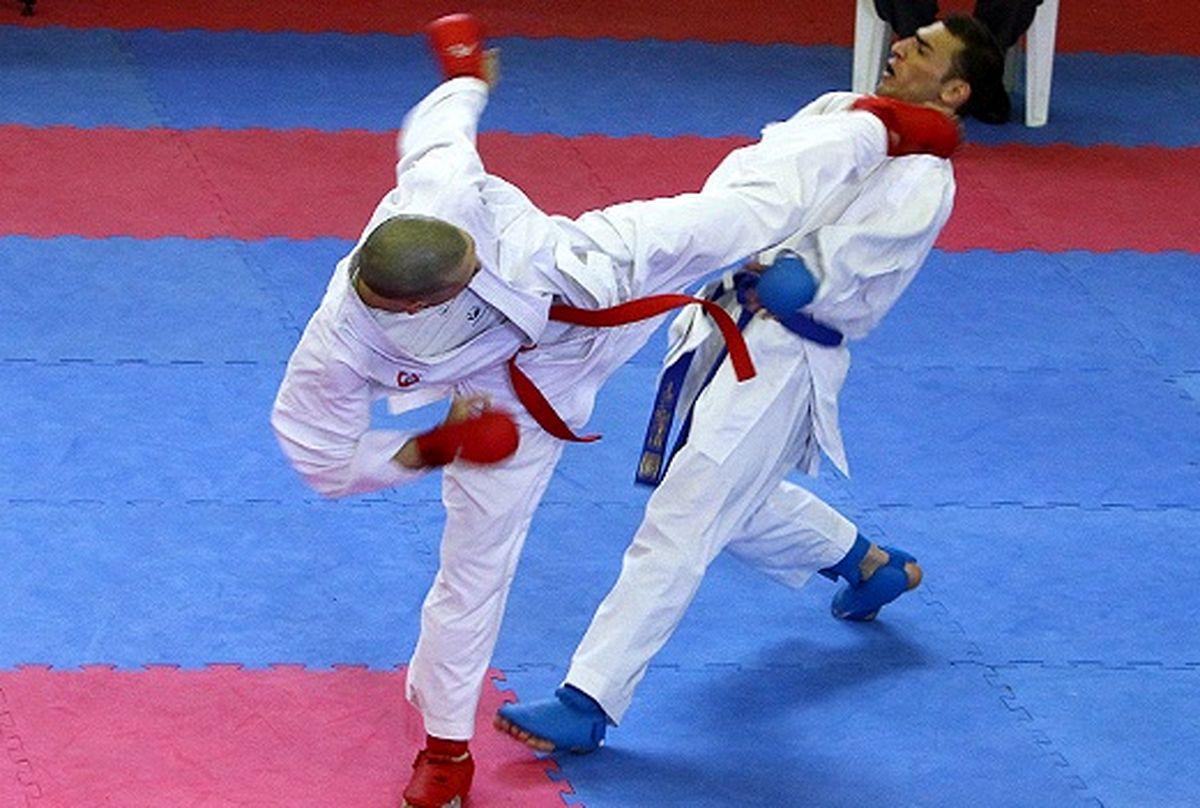 زمان برگزاری مسابقات انتخابی تیم ملی کاراته مشخص شد
