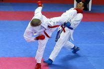 حضور 7 کاراته کار اردبیلی در اردوهای تیم ملی