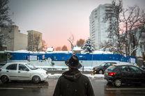 احتمال بارش برف و باران در آذربایجان شرقی