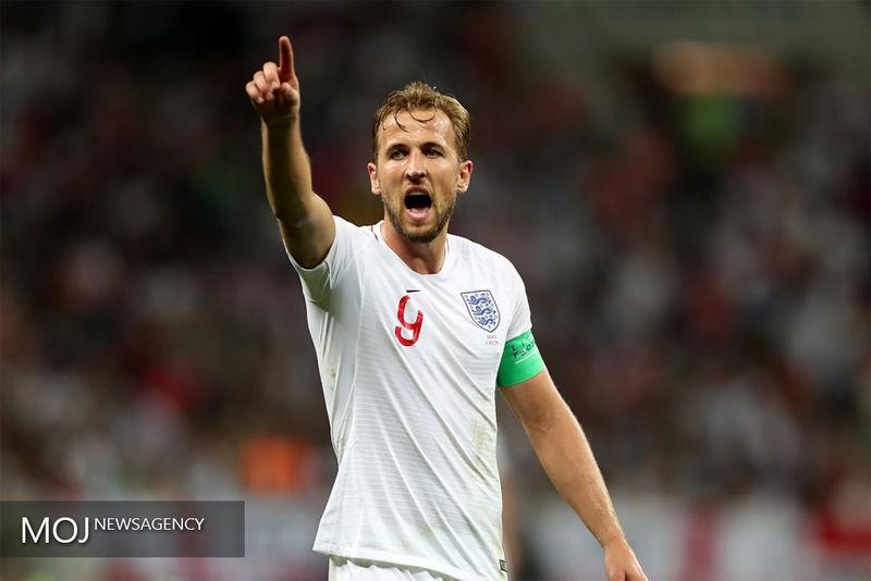 هری کین آقای گل جام جهانی 2018 روسیه شد