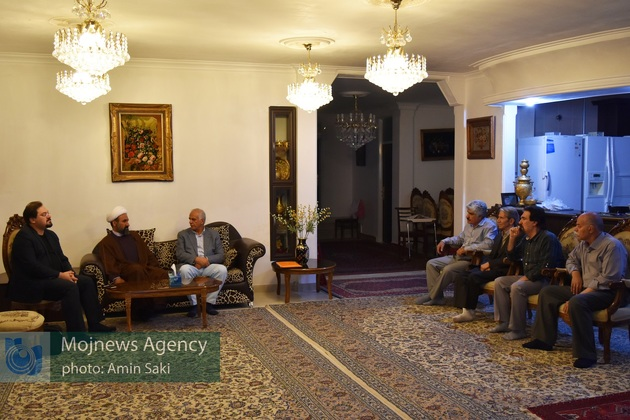 مدیرکل فرهنگ و ارشاد اسلامی لرستان درگذشت همسر استاد حشمت الله رشیدی را تسلیت گفت