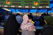 بیش از 80 هزار نفر در موکب های کردستان پذیرایی شدند