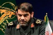 آیین تکریم و معارفه فرمانده سپاه ثارالله استان کرمان برگزار شد