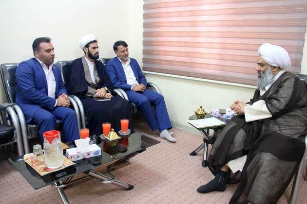 بانک مهر اقتصاد به کاشت نهال در کانون های فوق بحرانی خوزستان ادامه می دهد