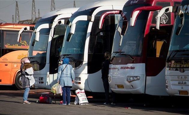 جابجایی یک میلیون و 600 هزار مسافر از پایانه های مسافربری اصفهان