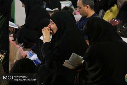 مراسم احیای شب یست ویکم ماه مبارک رمضان