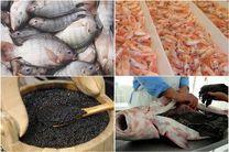 صادرات 142 میلیارد دلاری محصولات دریایی در صدر معاملات جهانی