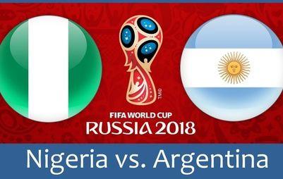 ترکیب تیم ملی فوتبال آرژانتین و نیجریه مشخص شد