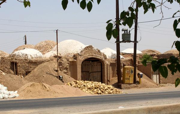 عملیات مرمت کاروانسرای«الله قلی بیک»  در استان قم آغاز شد