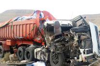 تلفات در یک سانحه ی جادهای در هرمزگان