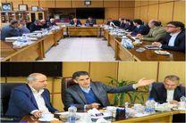استاندارگلستان با مدیرعامل راه آهن جمهوری اسلامی ایران دیدار کرد