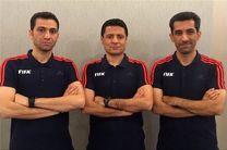 فغانی داور دیدار فینال فوتبال مردان المپیک شد
