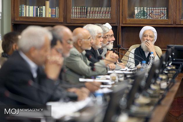 محسن رضایی به عنوان رئیس کمیسیون سیاسی، دفاعی و امنیتی مجمع انتخاب شد