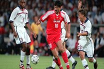 علی دایی، ستاره آسیا