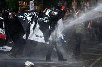 تظاهرات 80 هزار نفری در فرانسه علیه ماکرون