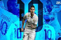 نحسی شماره ۱۰ در رئال مادرید