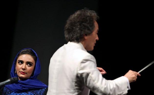 ارکستر سمفونیک تهران برای کودکان نواخت