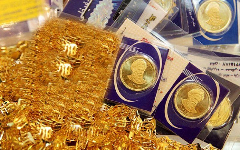 افزایش قیمت سکه در بازار رشت
