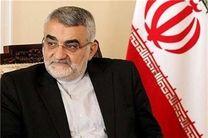 جمهوری اسلامی با حمایت از جبهه مقاومت دشمنان را منکوب کرد