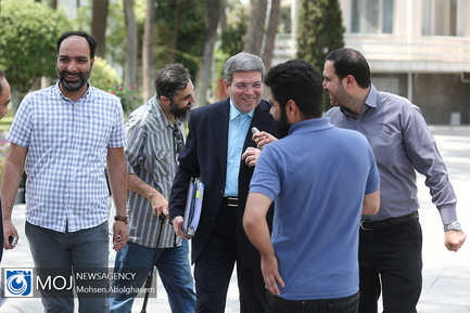 حاشیه جلسه هیات دولت - ۲۶ تیر ۱۳۹۸