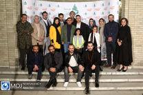 سریال کرگدن در فارابی رونمایی شد