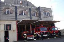 آماده باش 137  آتش نشان برای مقابله با حوادث احتمالی چهارشنبه آخر سال