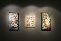 نمایشگاه آثار عباس معیری در گالری شیرین برگزار شد