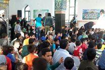 مراسم متمرکز اختتامیه طرح نشاط و تعالی گلستان در آستانه امامزاده قاسم (ع) دلند برگزار شد
