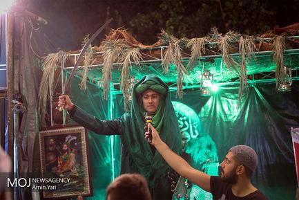 ششمین شب عزاداری ماه محرم در تهران
