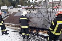 پوشش ۳۴ مورد حریق و حادثه توسط آتش نشانان شهر رشت/ پاسخگوی یک هزار و۵۴۲ تماس شهروندان