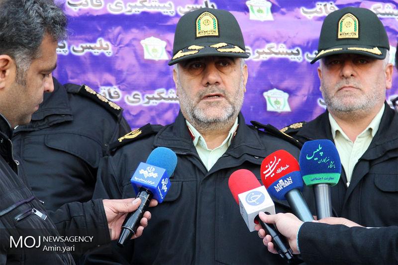 جزئیات عملیات بازداشت سارقان مسلح