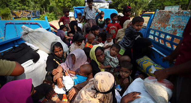 توافق میانمار و بنگلادش برای بازگشت صدها هزار مسلمان روهینجایی به سرزمین خود