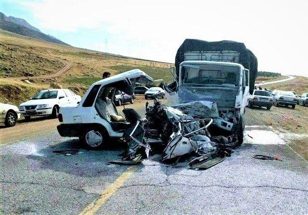 کاهش آمار جانباختگان جادهای در هرمزگان/چهار کشته در تصادفات جادهای هرمزگان