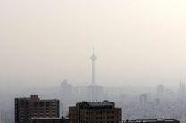آلودگی هوای تهران افزایش می یابد/ هشدار به گروه های حساس