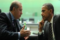 باراک ا وباما و اردوغان در چین با یکدیگر دیدار می کنند