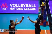 ساعت بازی والیبال ایران و مکزیک مشخص شد