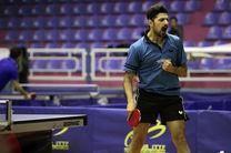 صعود تیم ملی تنیس روی میز ایران به فینال بازی های کشورهای اسلامی