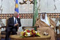 پادشاه عربستان یکشنبه به مالزی می رود/ نمایش یارگیری در میان ناکامی های سعودی