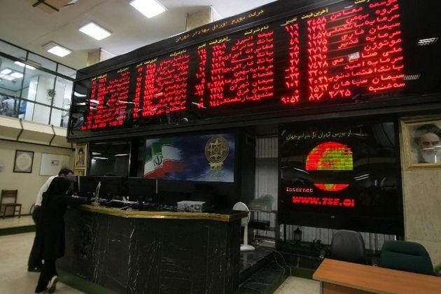 آمار معاملات برای ماه منتهی به ۳۱ تیرماه ۹۵ بورس تهران