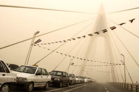 ورود سامانه بارشی به استان و احتمال فعال شدن کانون های داخلی ریزگردها