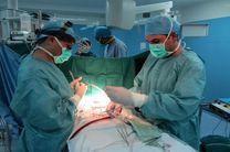 نجات جان زن باردار مارگزیده افغان در بیمارستان زابل