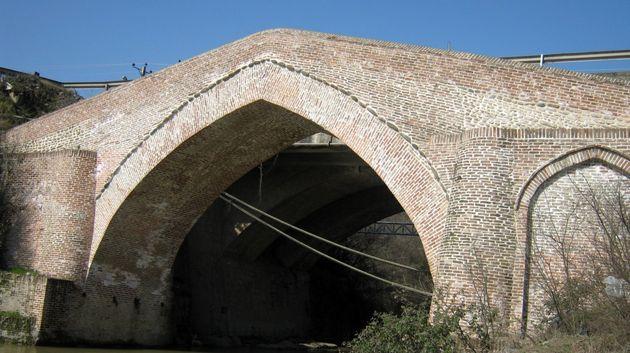 پل آجری پونل در رضوانشهر مرمت می شود