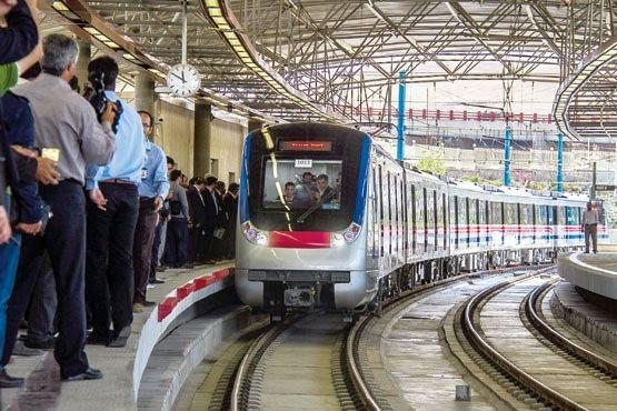 خط یک مترو تبریز به پایان می رسد