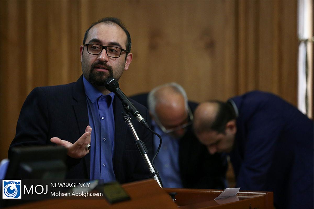 تذکر عضو شورای شهر تهران به تردد موتورسیکلت در بوستان ها