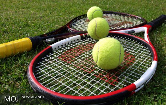 پرونده رقابت های لیگ دسته دو تنیس بسته شد