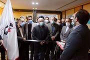 افتتاح نمایشگاه هنر مردان خدا در مجلس با حضور خانواده شهید فخری زاده