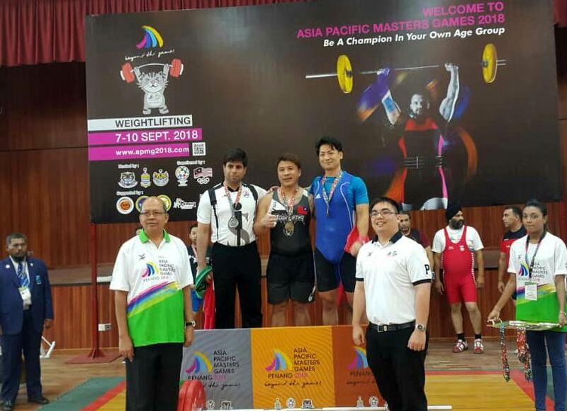 کسب مدال نقره بازی های المپیک آسیا و اقیانوسیه توسط وزنه بردار خوزستانی