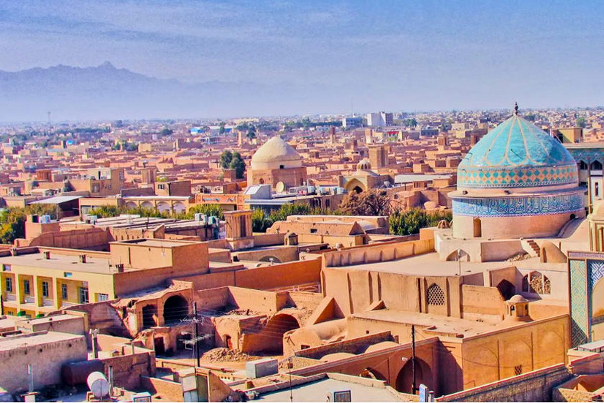 """درخشش یزد در مسابقه بین المللی نقاشی """"به جهان می نگرم"""" شهرهای جهانی"""