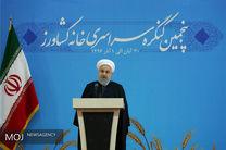 روحانی به ملت ایران، عراق و سوریه پایان کار داعش را تبریک گفت